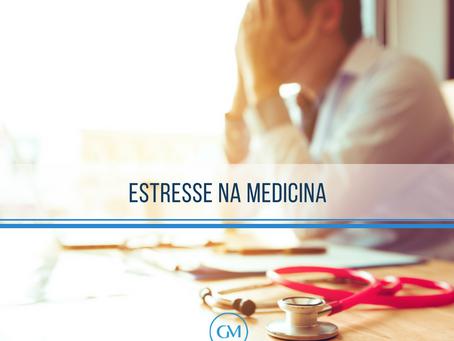 Estresse na Medicina: possíveis causas e como combater esse mal