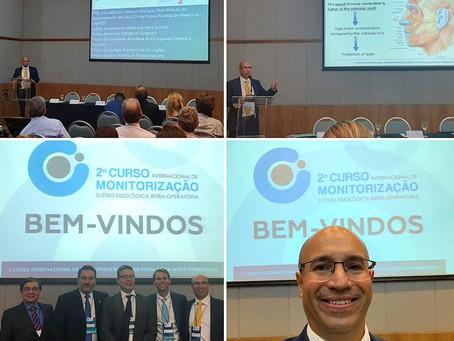 II Curso Internacional de Monitorização Eletro-fisiológica Intra-operatória.