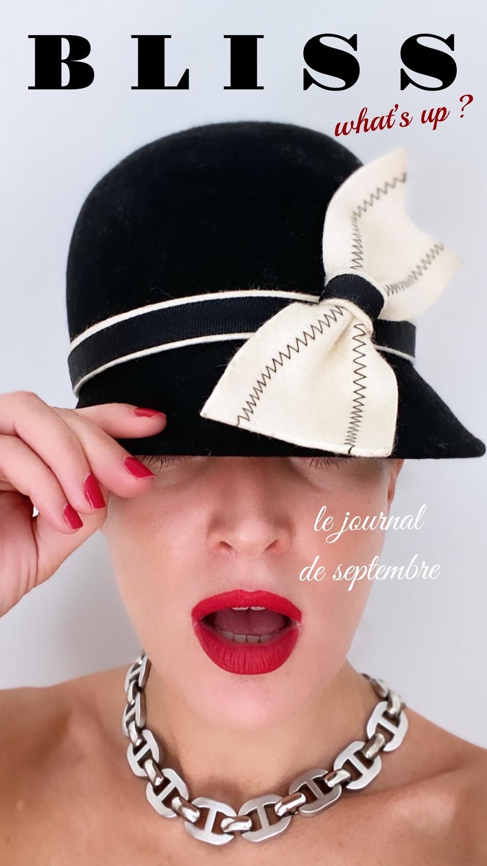Le journal de Bliss Boutique Paris, What's up ?