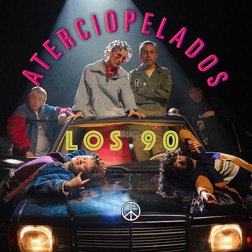 PORTADA SENCILLO Aterciopelados - Los 90