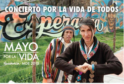 Mayo Por La Vida