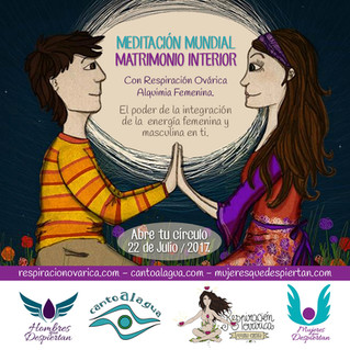 """Meditación Mundial """"Matrimonio Interior"""""""