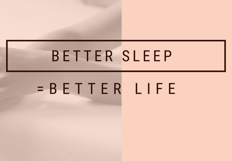 Better Sleep = Better Life (Routine Included!)
