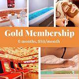 Gold Membership Royal Mirage Wellness &