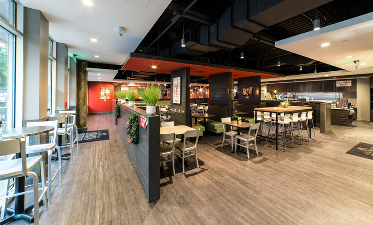 Urban Cookhouse downtown
