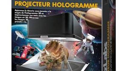 4 M Projecteur Hologrames