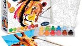 Colorizzy Animaux de la Savane Sentosphère