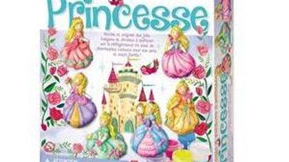 4 M Kit de moulage princesses