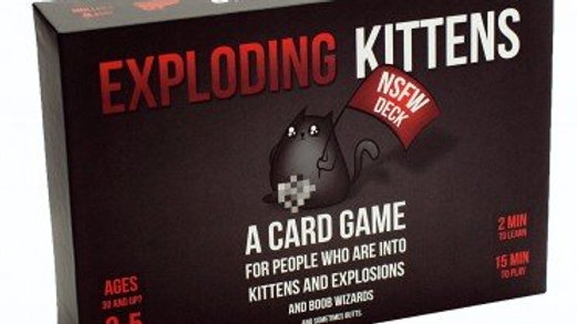 Exploding Kittens News Editions