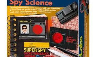 4 M Kit espionnage