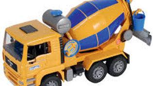 Bruder camion Toupie