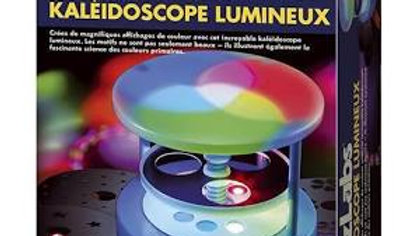 4 M Fabrique ton kaléidoscope