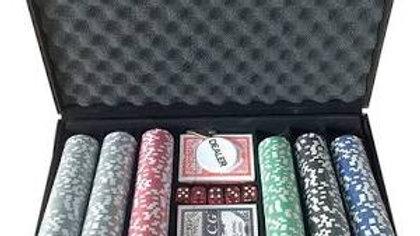 Malette de Poker 300 Jeton