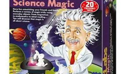 4 M Science de la Magie