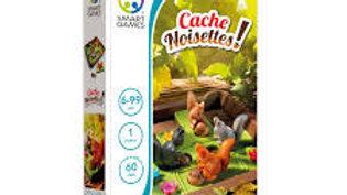 Cache Noisette Smart Games