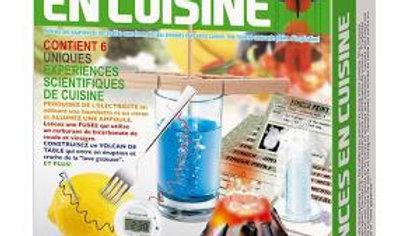 4 M Coffret Science en Cuisine