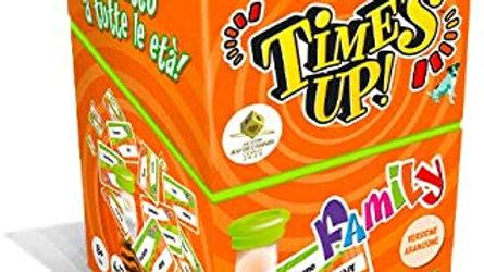 Times Up Family Orange