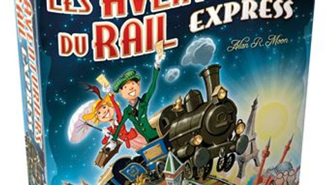 Les Aventuries du Rail Express