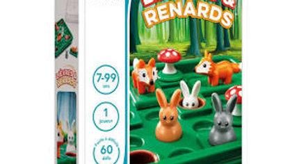 Lièvre et Renard Smart Games