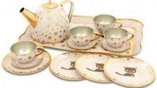 Service à thé métal
