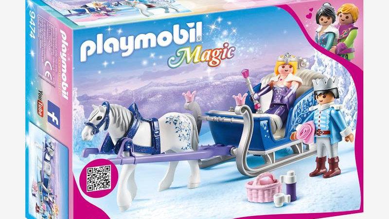 Playmobil couple royal