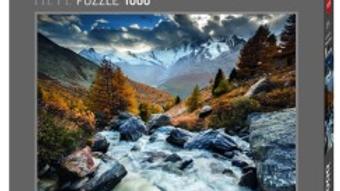 Puzzle 1000pièces