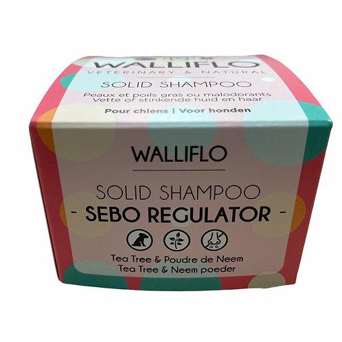 Shampoing solide Sebo Regulator Odeur agrumes
