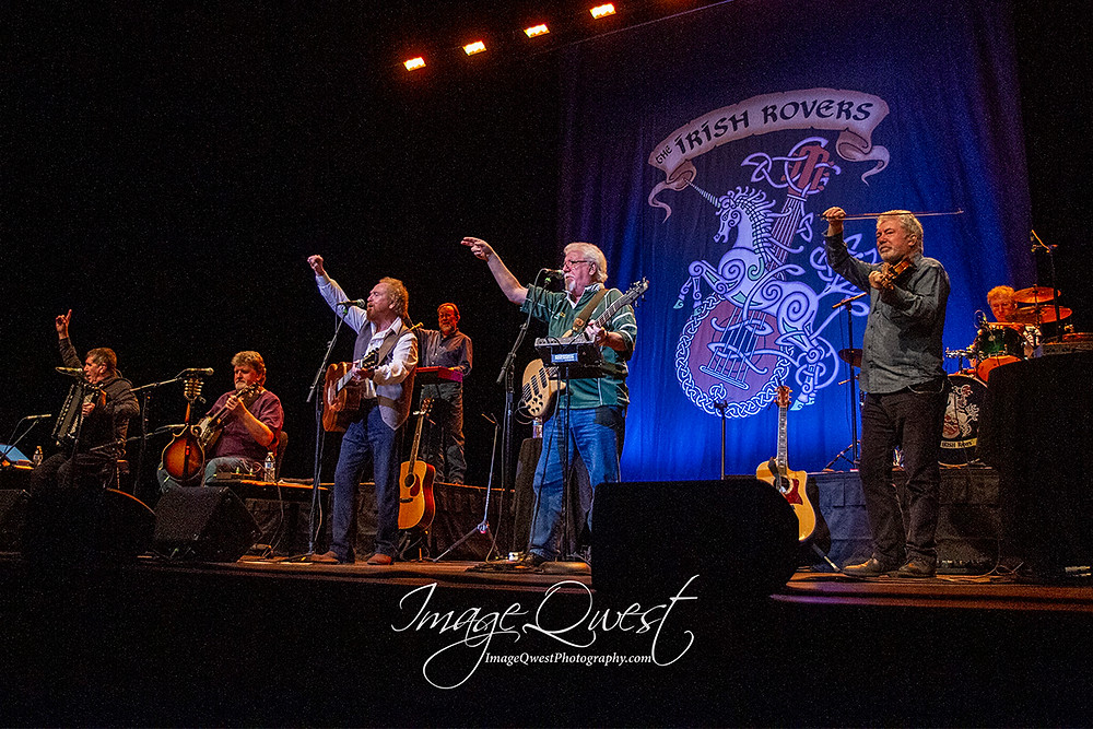 The Drunken Sailor Encore by The Irish Rovers on March 9, 2019