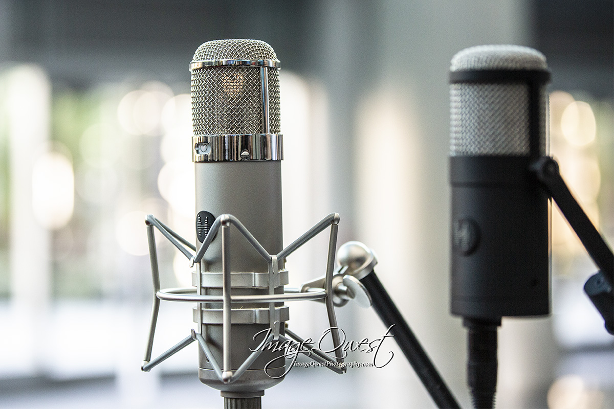 Heiserman H47 microphone