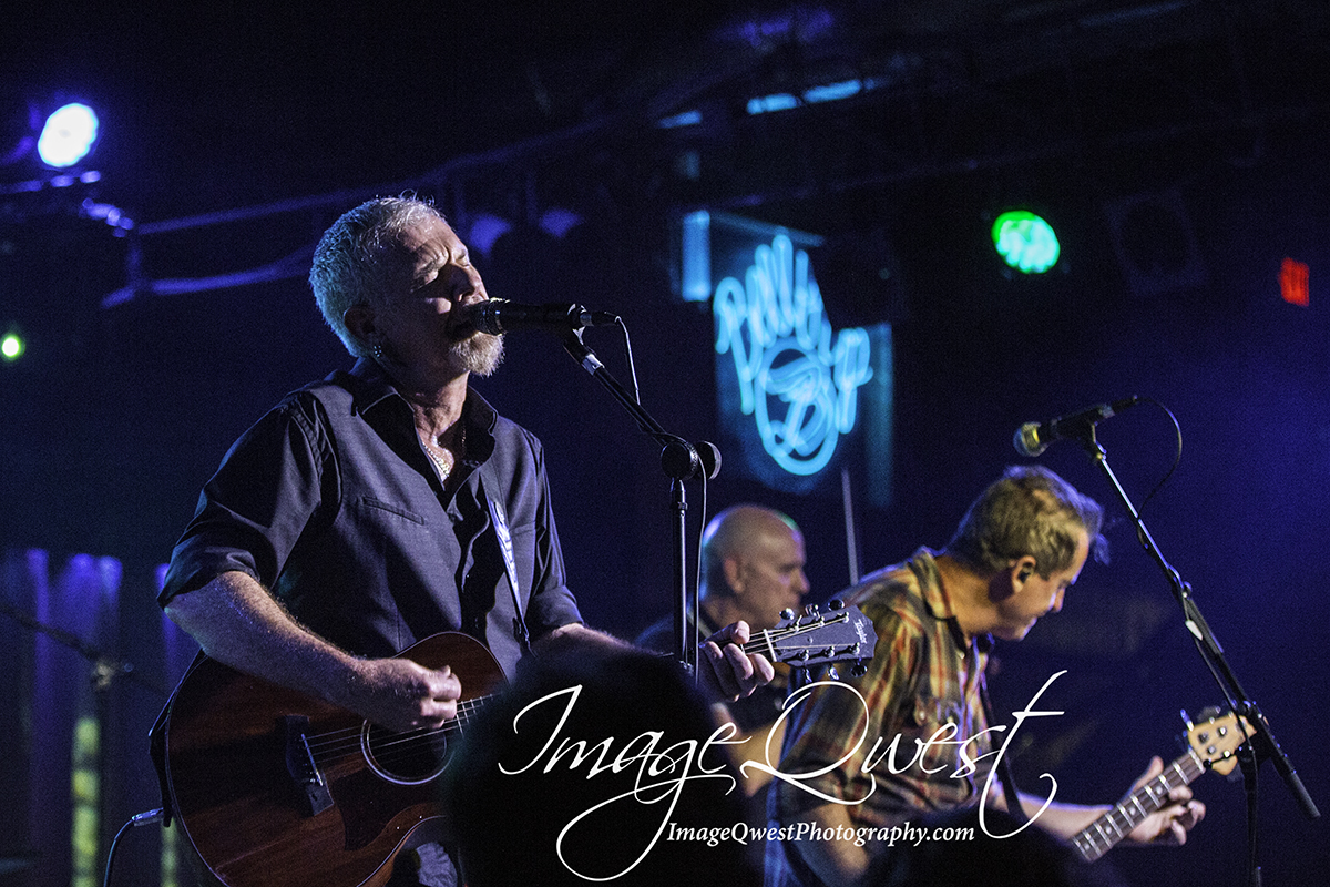 The Young Dubliners at Belly Up 2018