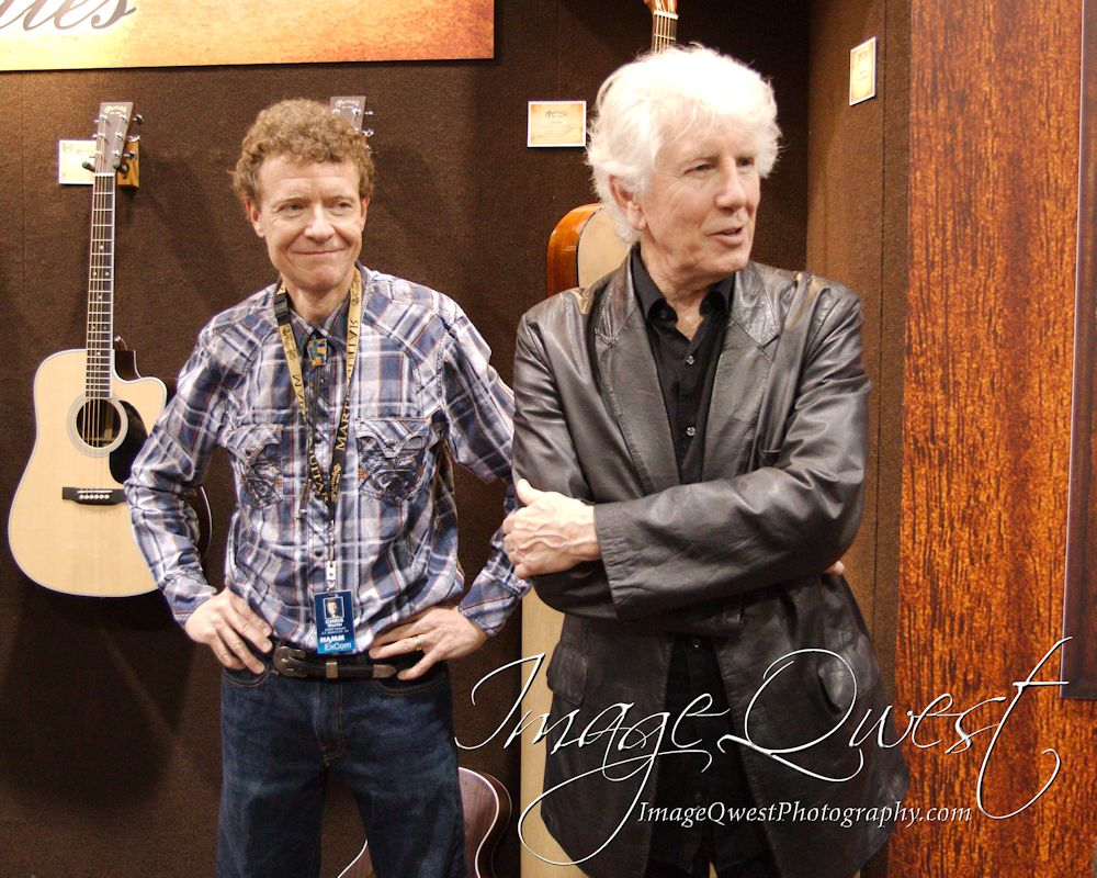ChrisMartin GrahamNash