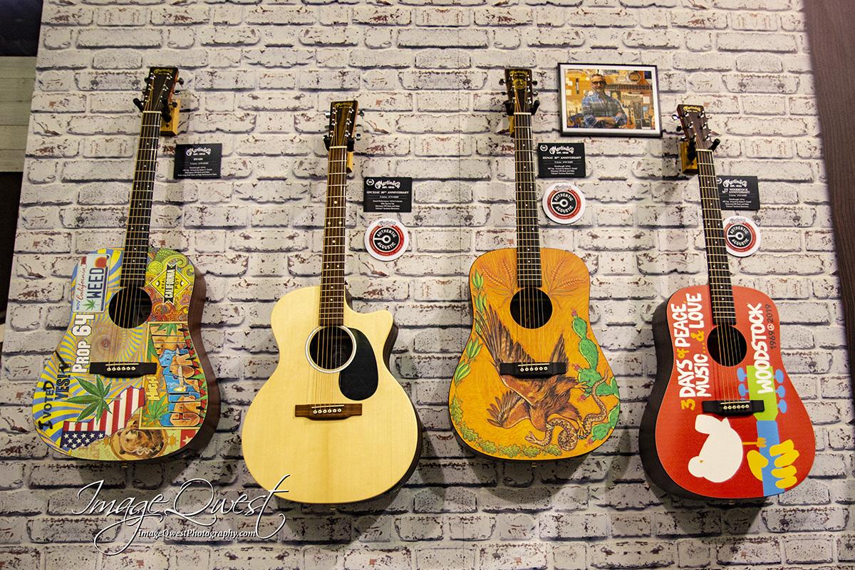 Martin Guitar Anniversary Series