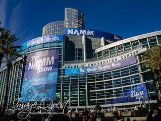 The 2019 NAMM Show: A Picturesque Recap