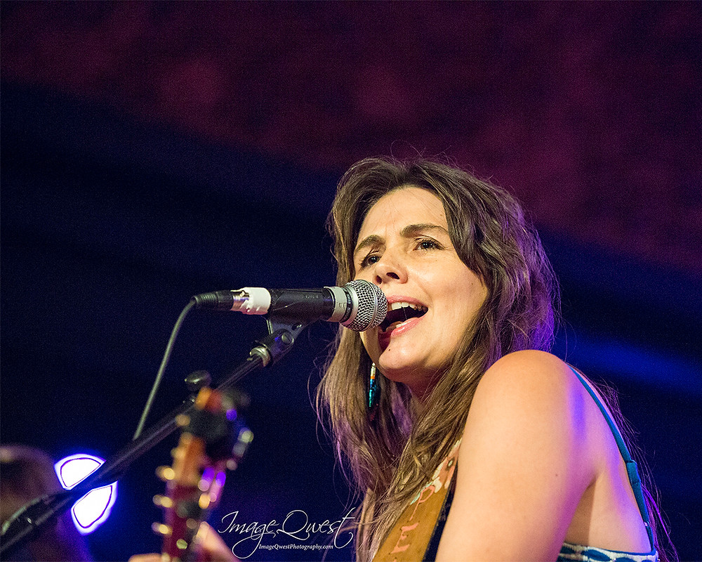 Sara Petite played at the Belly Up on October 15, 2016