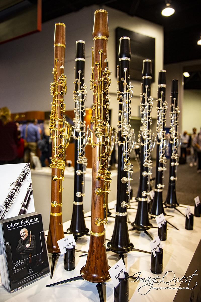 Wood Clarinets