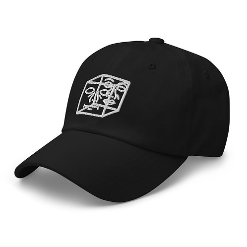 BOXED OUT DAD HAT