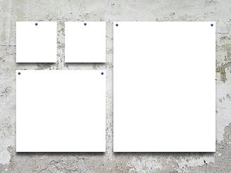 Multiple square and rectangular frames o