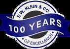 100 year badge klein