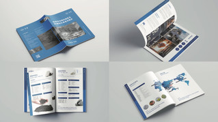 京華企業型錄設計 | 設計印刷