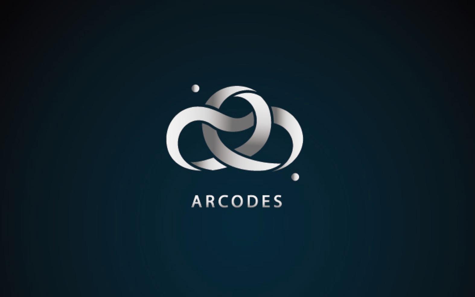 Arcodes LOGO設計 提案A