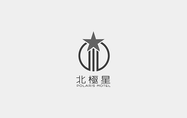 北極星:飯店旅館業CIS規劃