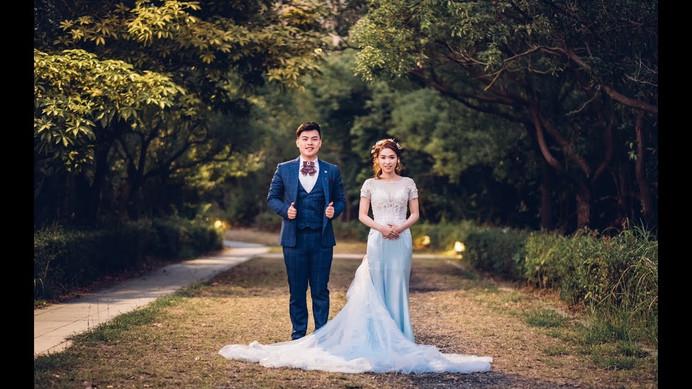 翰鴻&萱庭 婚禮紀錄