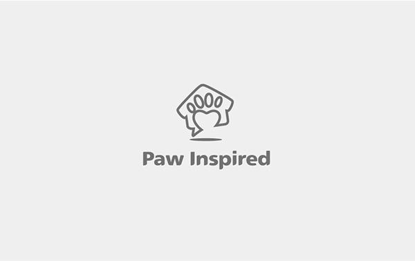 Paw Inspired:寵物用品商標設計