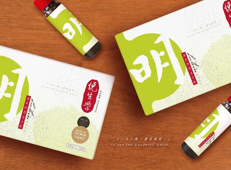 品牌應用規劃設計 - 禾藤生技