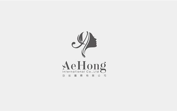 Ae Hong岱宏國際:醫美保養產業LOGO設計