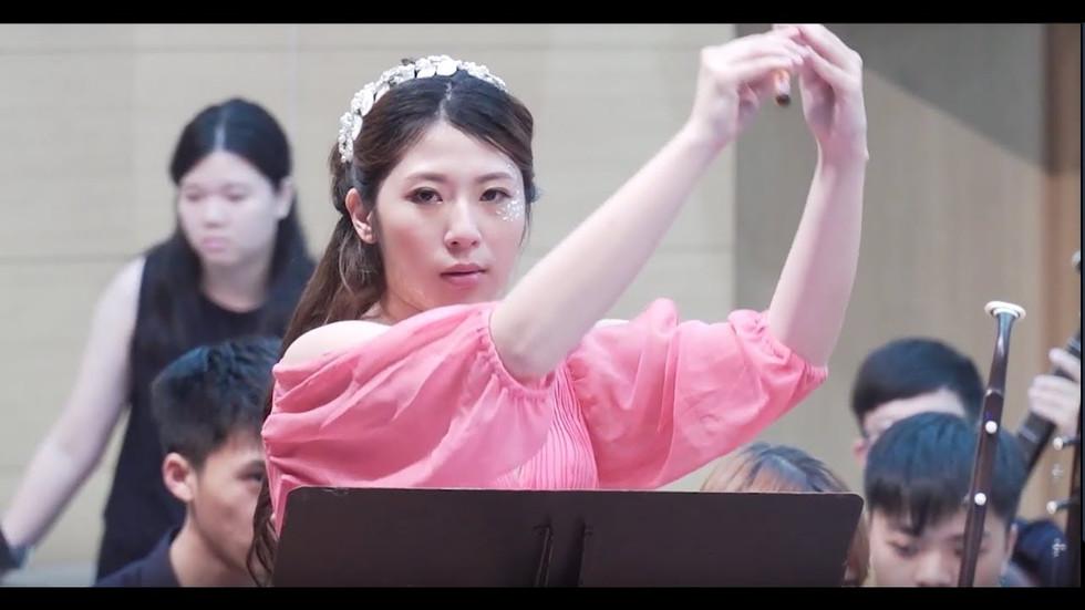 台南藝術大學 郭虹希獨奏會 演出紀錄