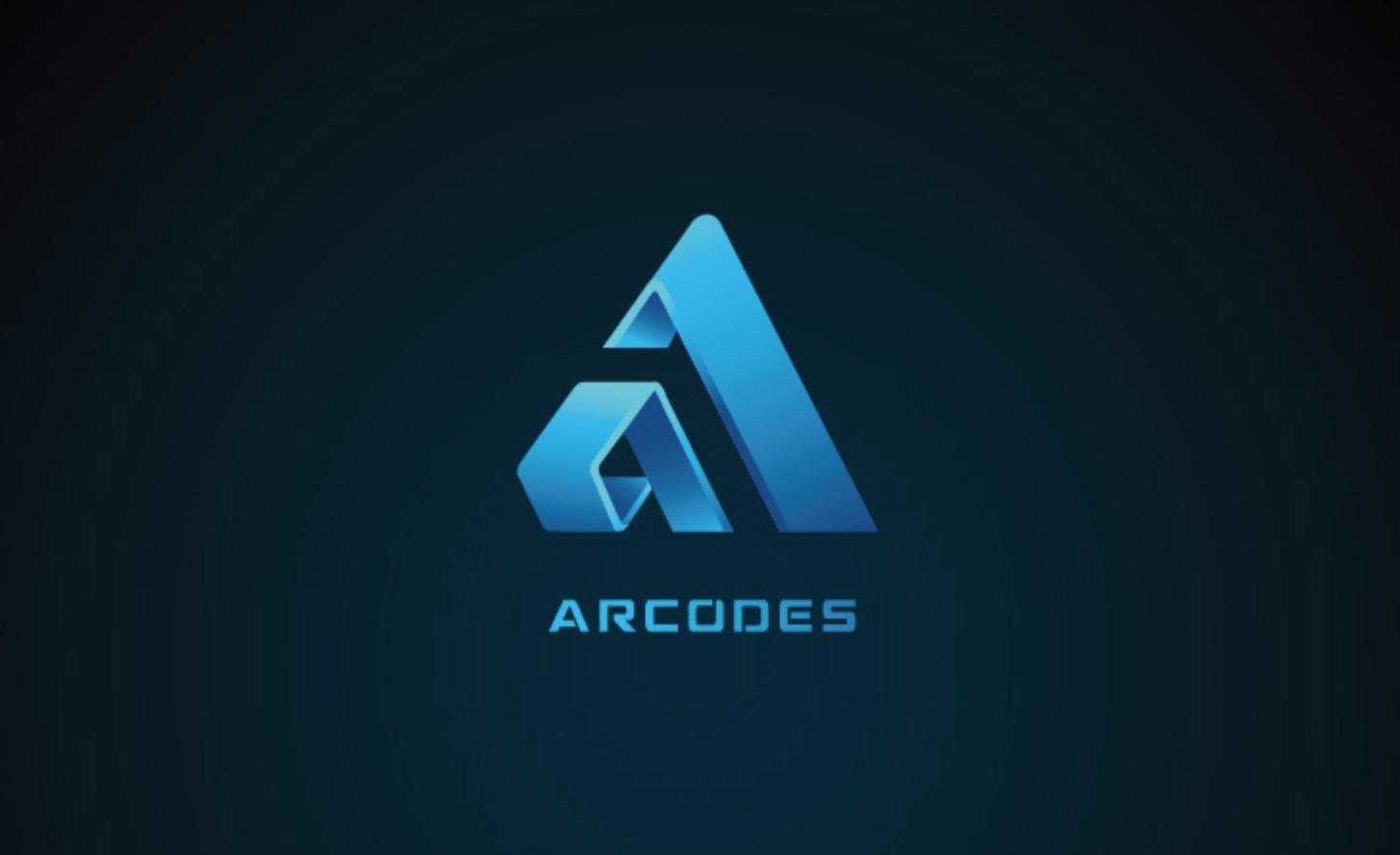 Arcodes LOGO設計 提案2
