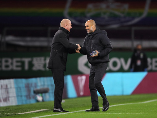 """""""I have to treat Cole Palmer the same as De Bruyne..."""" - Pep Guardiola pre Burnley Press Conference"""