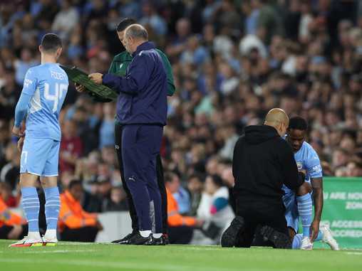 Raheem Sterling Needs a Guarantee Before Signing New Contract With Manchester City