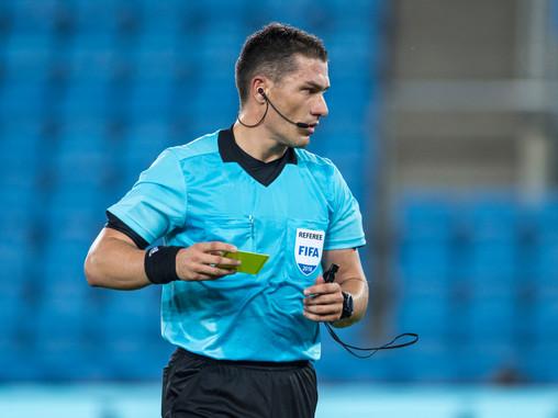 Romanian referee István Kovács to take charge of City's trip to Brugge
